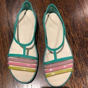 Ladies Crocs Sandals